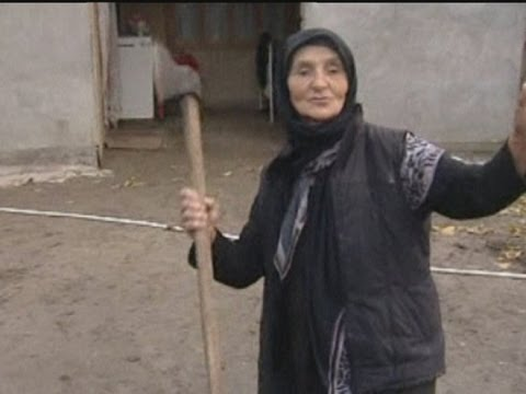 Russian grandmother kills wolf with bare hands and axe