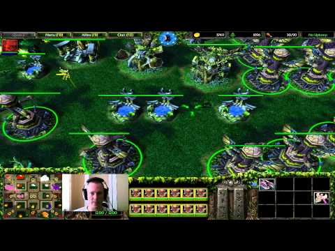 Warcraft 3 – 2000 Subscriber 3 Hour Marathon