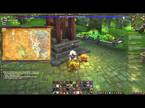 World of Warcraft Gold Making guides – Jade Forest Treasure hunting Guide , Lot of Exp and gold!