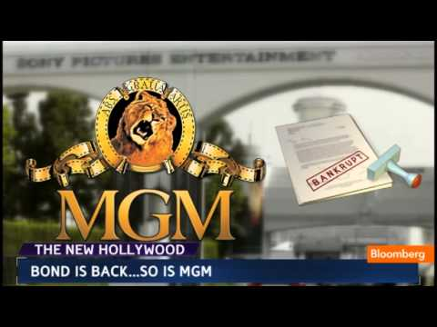 Bond Is Back in Action… And So Is MGM Studios