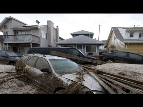 Hurricane Sandy Wreaks Havoc for Car Buyers: 250000 Cars Ruined by Hurricane Sandy