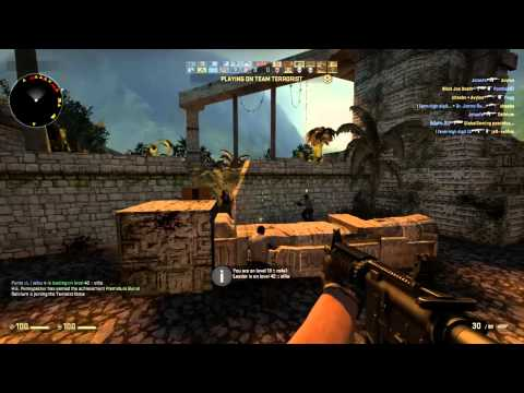 Counter Strike Global Offensive GUNGAME OCT 1