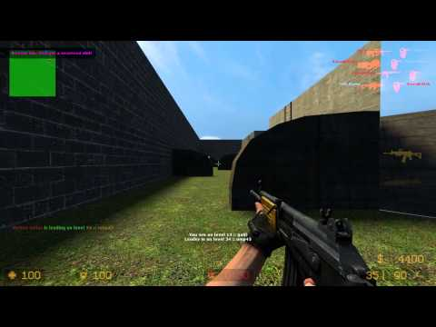 Counter Strike Source Commentary Gun Game