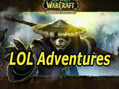 World of Warcraft: LOL Adventures [Get the Quest]