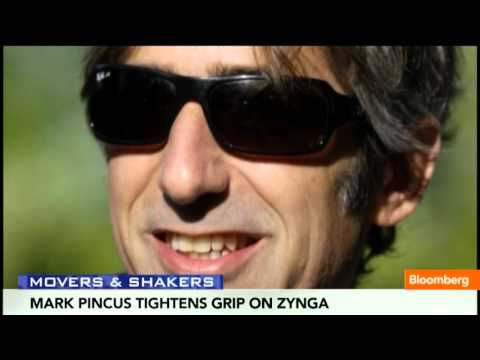 Mark Pincus Tightens Grip on Zynga, Forces Out COO