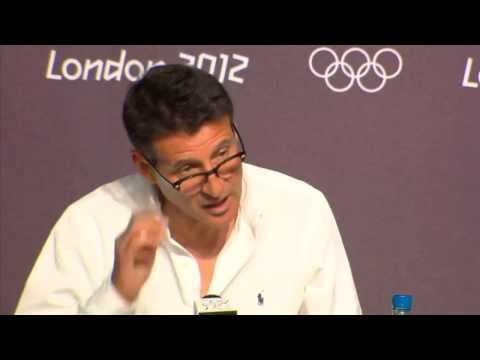 Seb Coe: David Rudisha and Usain Bolt are 2012 Olympics legends