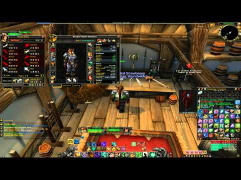 World of Warcraft: Pandaren Monk Leveling with Akreao :D