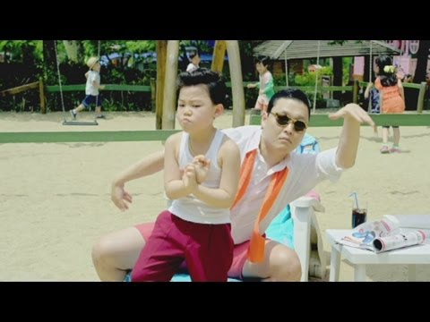 """South Korea's seven-year-old dance prodigy """"Little Psy"""" rises to stardom"""