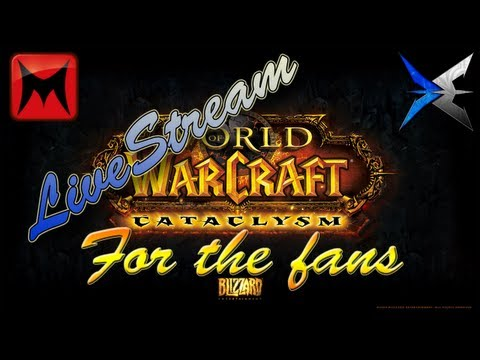 World Of Warcraft | Dara Mactire Thank you to the Fans! (Livestream)