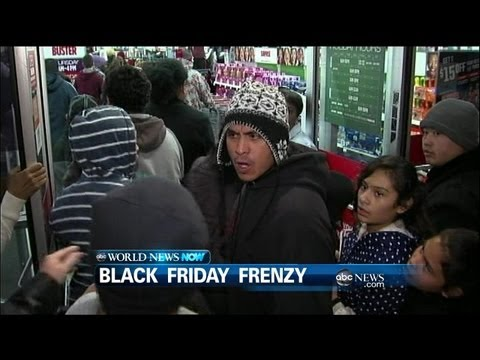 WEBCAST: Black Friday 2012 Begins