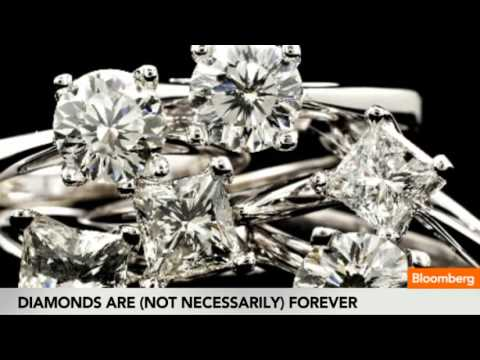 Why Diamonds Are (Not Necessarily) Forever