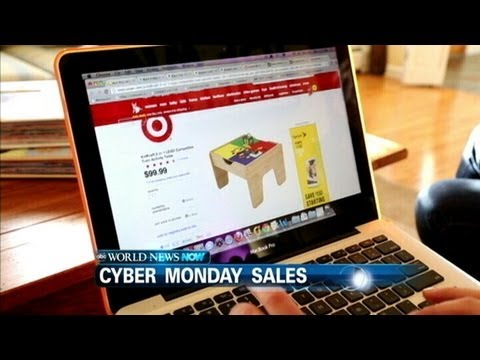 WEBCAST: It's Time For Cyber Monday