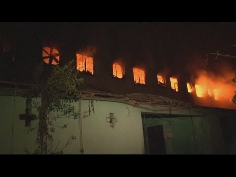 More than 100 dead in Bangladesh factory fire