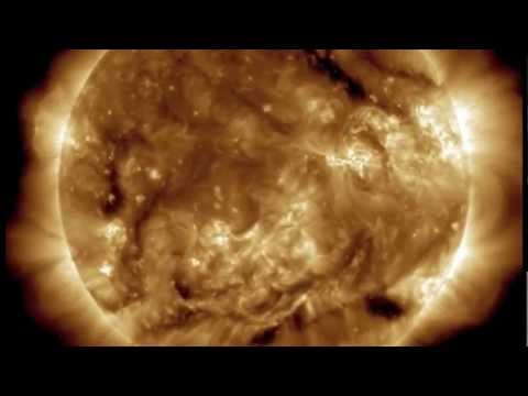 3MIN News November 24, 2012: Solar Eruption & CME Impact