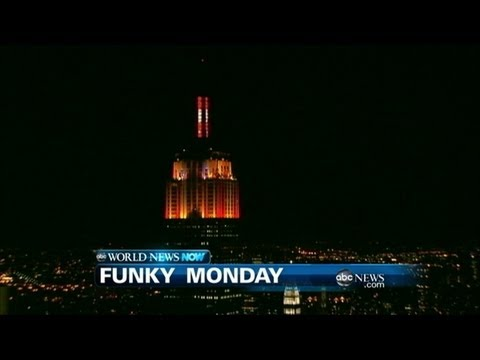 WEBCAST: The Empire State Building Goes Retro