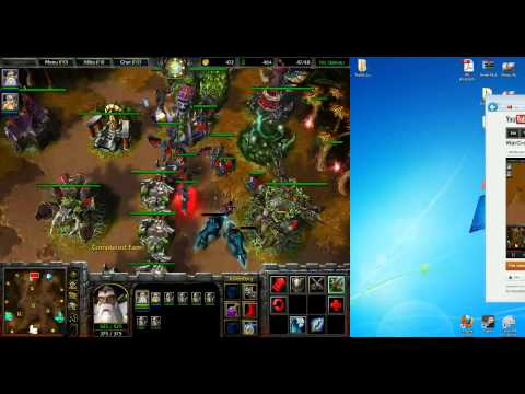 WarCraft 3 – Daily Play – Crota 2012/11/13
