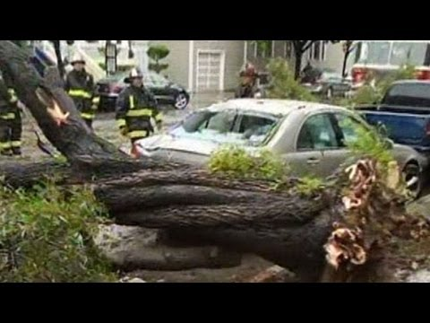 West Coast Prepares for Extreme Weather