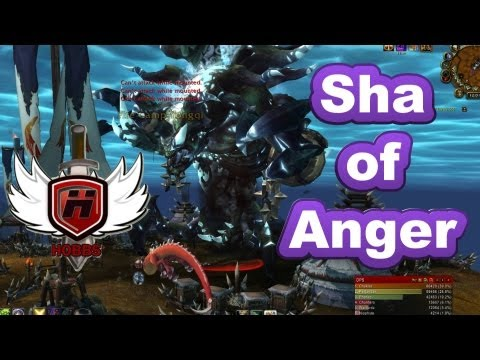 Sha of Anger with WOWHOBBS World of Warcraft WOW Mists of Pandaria MOP