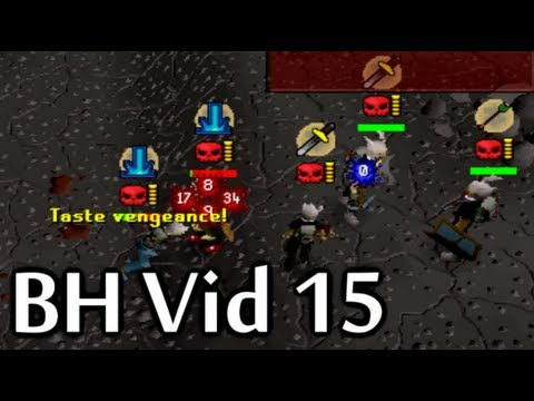 Runescape Spark Mac1's BH Video 15 – [Shortly after 2008]