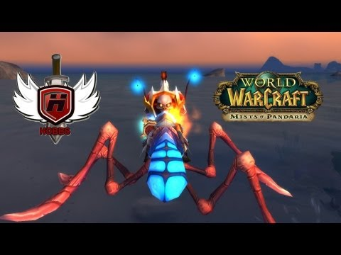 WOWHOBBS Raid Progress – WoW MoP World of Warcraft Mists of Pandaria Gameplay/Commentary