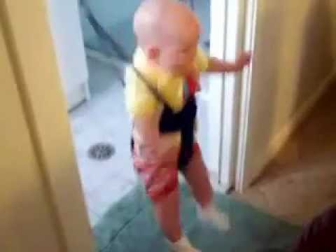 Funny Babies Jolly Jumper Crazy