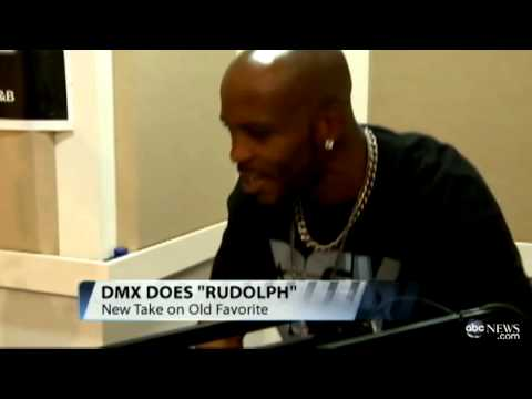 DMX Belts Out 'Rudolph the Red-Nosed Reindeer'