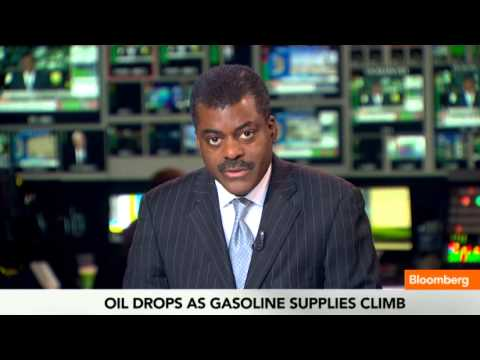 Fiscal Cliff on Energy: Gasoline Supplies Climb