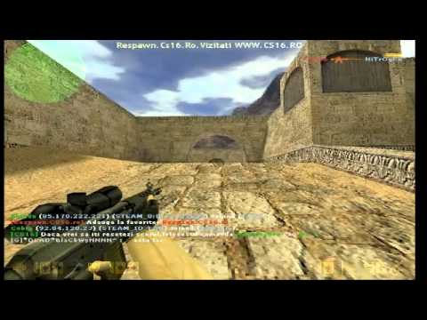 CounterStrike #1 – Get Owned