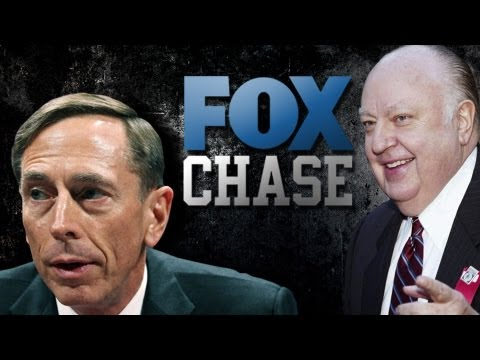 Fox News to Petraeus: Can We Run Your Campaign for President?