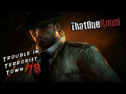 Trouble in Terrorist Town Episode 78 -WORST DETECTIVE EVER-