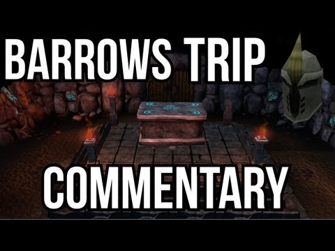 [RS] Runescape: FULL Barrows Run | Melee/Magic | OneClickVlogs | Duo Commentary