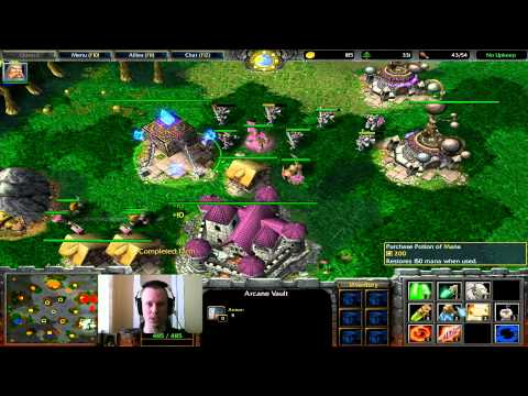 Warcraft 3 – RT 208 (3v3)