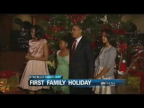 WEBCAST: First Family Holiday