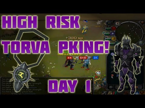 ☠ Pking! – High Risk Torva Pking With Saradomin's Whisper | Cmaul | Dragon Claws