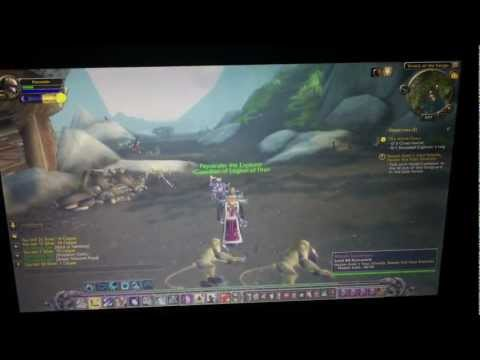 World of Warcraft Mists of Pandaria Gameplay ASMR Request 29