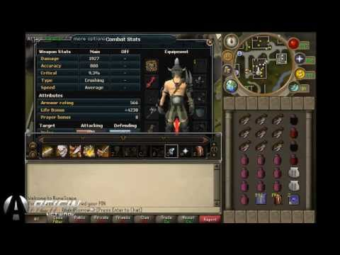 Runescape| Bandos Godwars Dungeon Solo Guide For The EoC W/ Melee By RagesSorrow