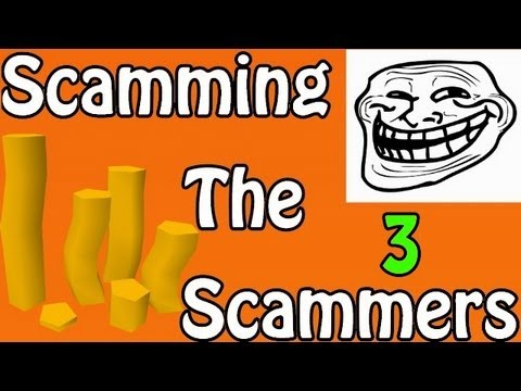 [RS] Runescape: Scamming The Scammers   Episode 3   Doubling Money Legit   Commentary