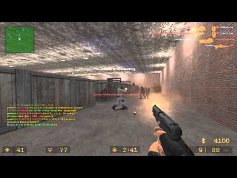 Counter Strike Source | Gun Game Live Commentary