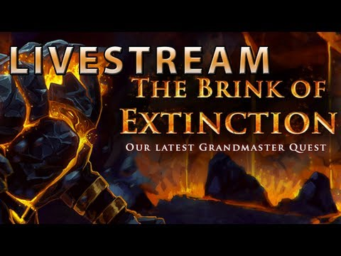 Runescape – The Brink of Extinction – Livestream Quest