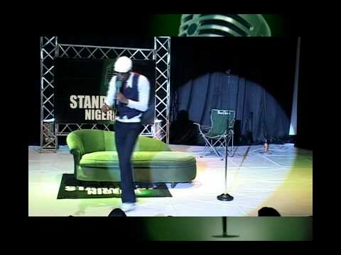 Standup Nigeria Season One – Mc Bash Goes To China.