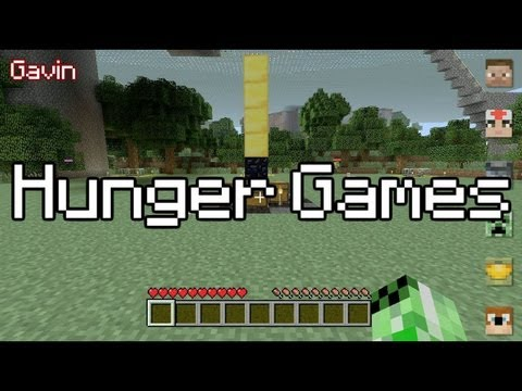 Let's Play Minecraft 23 – Hunger Games