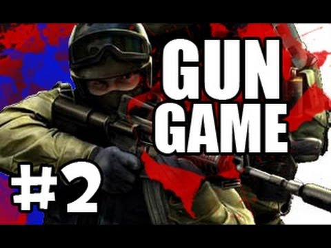 CS:S Gun Game w/ Ze & Kootra – Part 2 (Live Commentary)