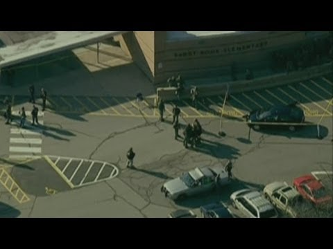 Connecticut shooting: Newtown police radio