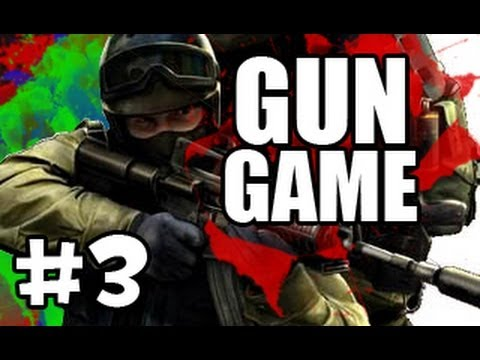 CS:S Gun Game w/ Ze & Kootra – Part 3 (Live Commentary)