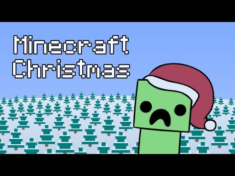 ♪ Minecraft Christmas – Original Song by Area11 feat Simon