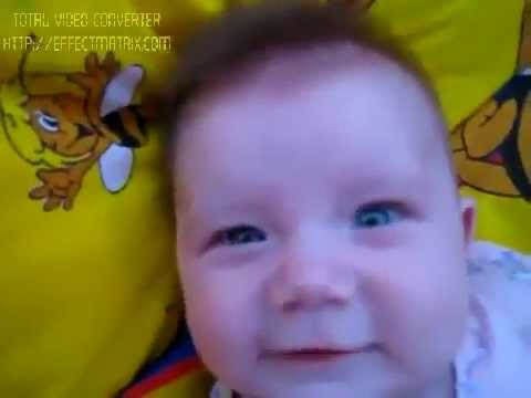 Very Funny Babies Videos 2 NEW 2012