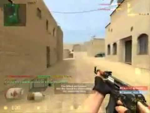 Counter Strike Source – Aimbot Cheater