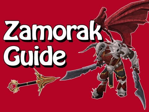 RuneScape Ultimate Zamorak Godwars Dungeon Guide 2012 Evolution of Combat – Multiple Setups