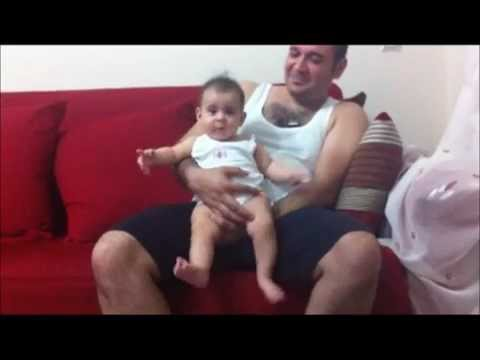 Funny Babies Laughing NEW Video 2012