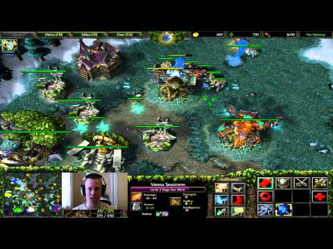 Warcraft 3 – RT 216 (4v4)
